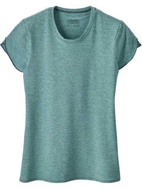 Patagonia Glorya - T-shirt manches courtes Femme - Bleu pétrole